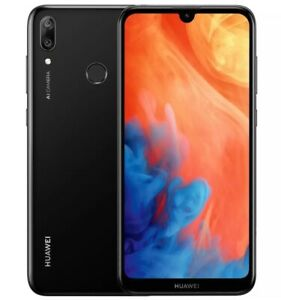 Huawei Y7 2019 Smartphone Dual Sim DUB-LX1 32GB 3GB RAM Midnight Black Neu OVP