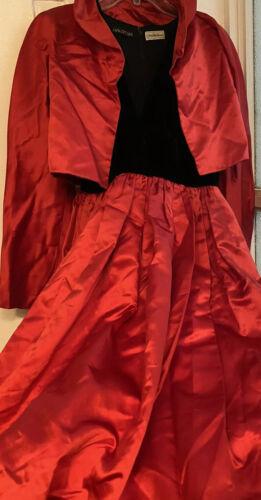 Vintage  Halston Saks Fifth Evening Dress - image 1
