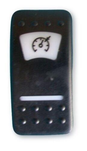 Wippe für Schalter Symbol Instrumente Taster Schaltpaneel Schalterkappe 4662