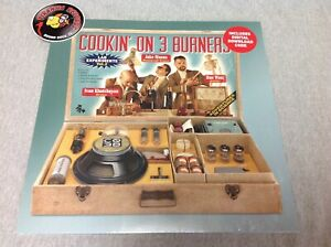 Cookin-039-on-3-Burners-Lab-Experiments-Vol-2-Soul-LP-SEALED-Piranha-Records
