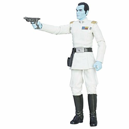 STAR Wars Black Series 6 Inch grand /'ammiraglio di Thrawn TAKARA TOMY NUOVO dal Giappone