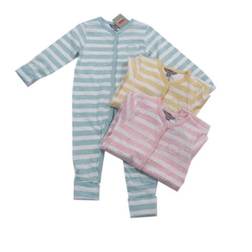 Kanz noche colada pijamas baby onesie overall unisex talla 68,74,80,86,92