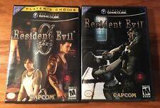 Resident Evil Zero 0 + Resident Evil (Nintendo GameCube)