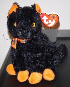 66ae05bb44b Image is loading Ty-Beanie-Baby-FRAIDY-the-Black-Cat-MWMT
