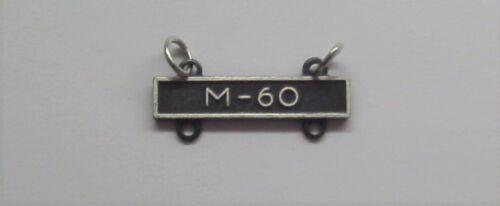 U S Army Basic Qualification Badge M-60 Bar