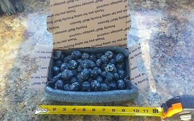 3 pounds of Apache Tears collected from Picketpost mountain in Superior AZ