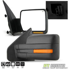 Item   Ford F Power Heatedled Signalpuddle Light View Mirrors Leftright   Ford F Power Heatedled Signalpuddle Light