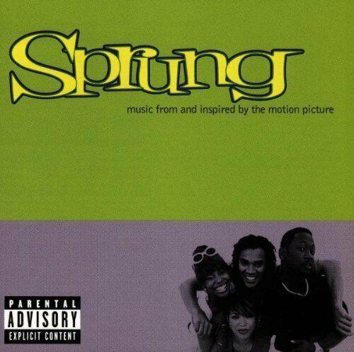 Sprung (1997) Jay-Z, Keystone, Quincy Jones..  [CD]