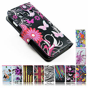 Card-ID-Leather-Pocket-Cover-Case-Stand-Flip-For-Samsung-Galaxy-HTC-Sony-Phones