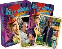 Willy Wonka - Playing Card Deck - 52 Cards - Classic Movie 52477