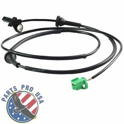 Passenger Side New ABS Wheel Speed Sensor fits Volvo 03-14 XC90 Front Right