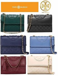 a872d4ab6fe4 Image is loading TORY-BURCH-AUTHENTIC-FLEMING-CONVERTIBLE-SHOULDER-BAG-2-