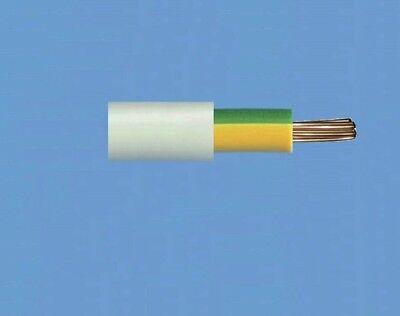 Mantelleitung 100% QualitäT Nym-j 1x16 Mm² 1,99 €/m Erdungsleitung Erdungskabel