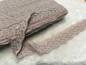 3cm-Light-Gray-Hope-Mesh-Embroidered-Lace-trim-for-Fabric-Sewing-Per-Meter