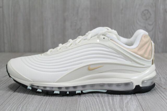 43 Nike Air Max Deluxe SE Men's Running Shoes SailWhite Sz 10, 12 AO8284 100