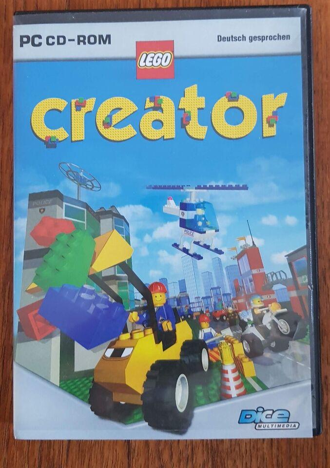 Lego - creator, til pc, til Mac