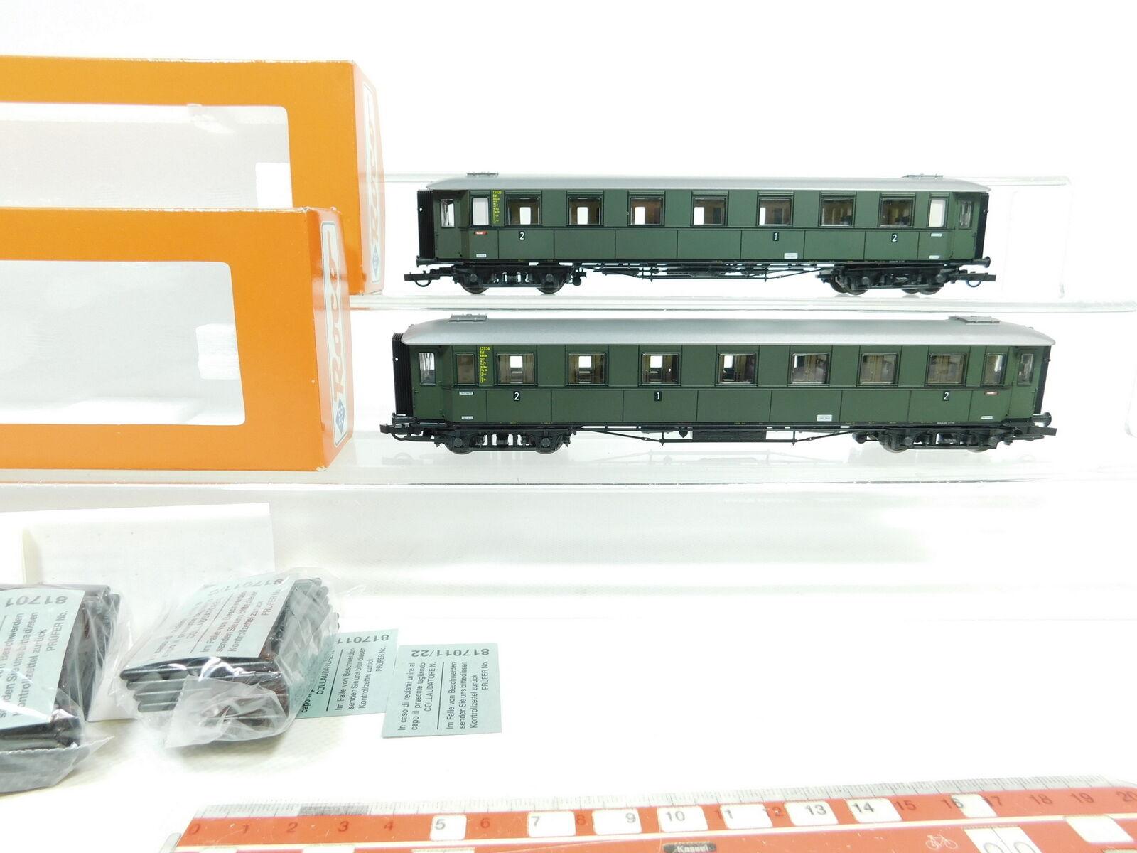BJ50-1x Roco exclusiv H0 DC 44537 Personenwagen Personenwagen Personenwagen 13936 AB4üe DB NEM s.g.+OVP d7f4c6