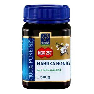 1 x Manuka Health Manuka Honig MGO 250 500g - Zu Hause, Deutschland - 1 x Manuka Health Manuka Honig MGO 250 500g - Zu Hause, Deutschland