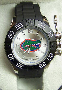2cac5f5b019 Florida Gators Game Time Beast Watch Mens GameTime Wristwatch COL ...