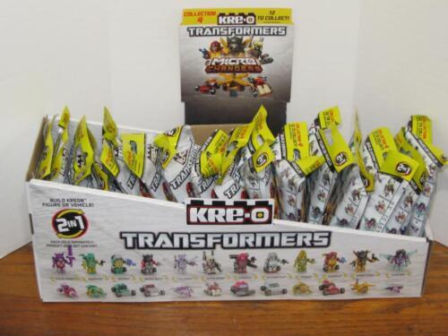 Transformers Kreon Micro changeurs collection 4 jeu complet de 12 Rodimus HURE