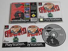 Frontschweine für Playstation 1 / PS1