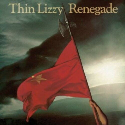 Thin Lizzy - Renegade [New CD]