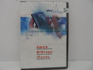 Ifacts-Drdrugs-amp-5mcc-CD-ROM-for-PDA