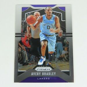 Avery-Bradley-Panini-Prizm-2019-2020-137-LA-Lakers-NBA-Basketball-Sports-Card