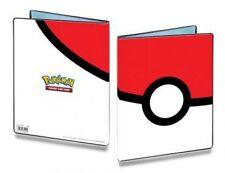 Ultra Pro Pokemon Pokeball Binder / Album - 9 Pocket Portfolio - New