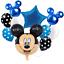 DISNEY-Mickey-Minnie-Mouse-Compleanno-Decorazioni-Stagnola-Palloncini-Lattice-Baby-Shower miniatura 8