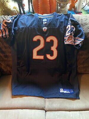 Authentic NFL Reebok Chicago Bears Devin Hester Jersey 56 2XL 3XL $300 Retail | eBay