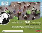 Understanding GCSE Geography AQA A Controlled Assessment Workbook by David Payne (Spiral bound, 2010)