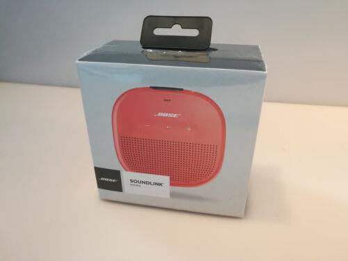 Bose SoundLink Micro Bright Orange Portable Speaker System