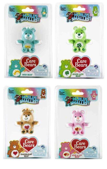 World/'s Smallest Care Bears Series 2 Wish Bear