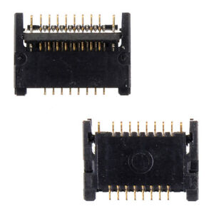 Para-Apple-iPad-Air-2-Home-Boton-Key-FPC-Conector-Socket-Logic-Board-6th-Gen