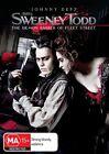 The Sweeney Todd - Demon Barber Of Fleet Street (DVD, 2008)