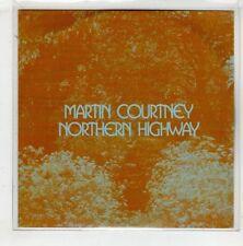 (HA254) Martin Courtney, Northern Highway - 2015 DJ CD