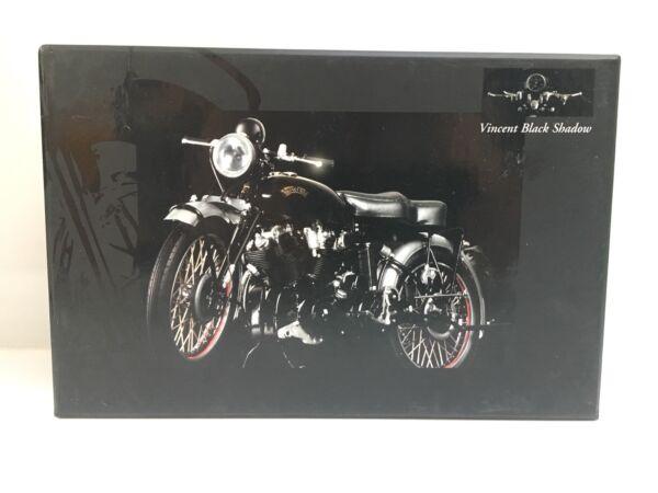 1:12 Rare Minichamps Vincent Black Shadow, Diecast Modèle Moto Avoir à La Fois La Qualité De TéNacité Et De Dureté