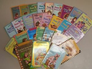 TEN-PACK-BUNDLE-LOT-OF-JUNIE-B-JONES-BOOKS-Homeschool-Library-Children-039-s-Chapter