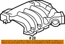 chrysler oem engine plenum 4591863aj ebay Evo X Mr chrysler oem engine parts plenum 4591983ab
