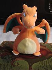 Pokemon Charizard Plush Stuffed 1998 Hasbro Nintendo