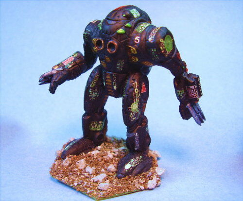 Battletech Pintado pillager battlemech Tt