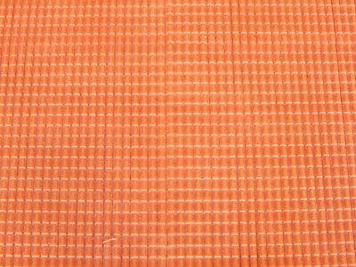 Ben Informato Tetto In Coppi Per Modellismo Scala Ho -1/87 Cm.21x11,5 - Krea 3102 Attivando La Circolazione Sanguigna E Rafforzando I Tendini E Le Ossa