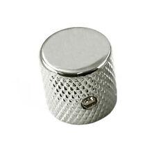 Barrel Knob Chrome for Fender Tele or Strat - USA Fit