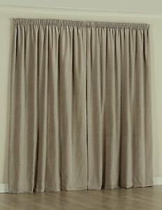Blockout-Curtain-Premium-Readymade-140-220cm-wide-x-221cm-drop-Pebble