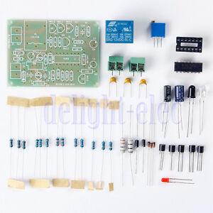 IR-Infrared-Sensor-Proximity-Switch-Electronic-Suite-DIY-Kit-Parts-Components-DE
