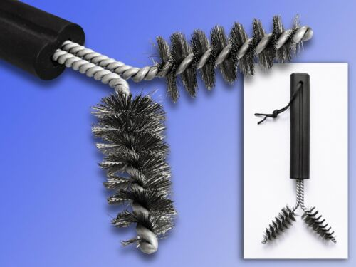 barbecue brush cleaning brass metal Brush for grill