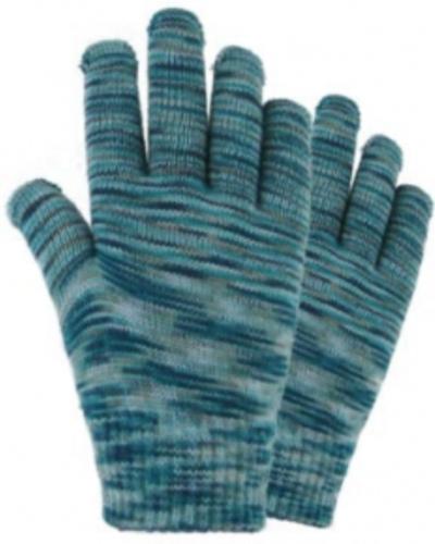 1 Pair Ladies Marbled Magic Stretch Gloves Women Gloves