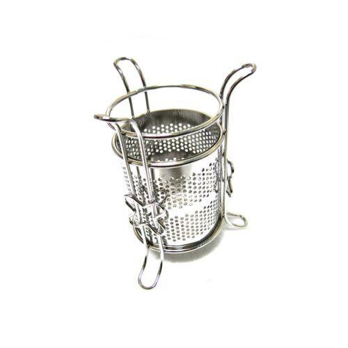 Living Core Utensil Holder Flatware Caddy Muddler Organizer for Tea Spoon