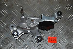 Toyota-Avensis-T27-Kombi-Wischermotor-Hinten-Heckwisenmotor